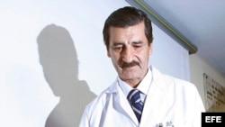 El cirujano José Luis García Sabrido, jefe del servicio de Cirugía del Hospital Público Gregorio Marañón, de Madrid.