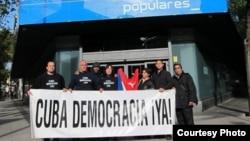 Grupo Cuba-Democrcia Ya: el futuro de la isla