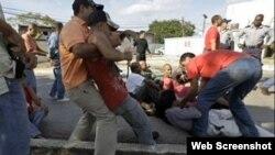 Joven arrestado y golpeado por la policía en Sta Clara ofrece testimonio