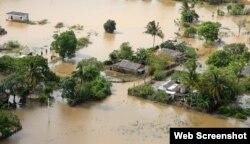 Pinar del Río azotada por intensas lluvias el pasado mes de junio y julio