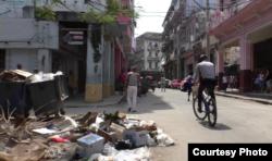 Los Servicios Comunales no alcanzar a mantener limpia La Habana.