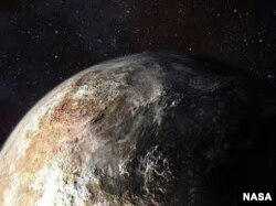 La nave New Horizons recogió datos valiosos sobre Plutón.
