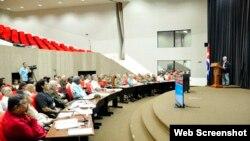 Consejo de Ministros Habana