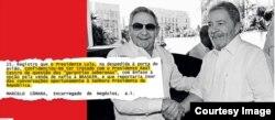 Semanario Epoca de Brasil sobre Lula en Cuba.
