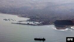 Jornada previa al fallo de la Haya por disputa marítima entre Chile y Perú