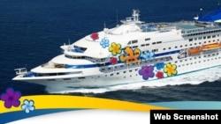 Crucero LGBT se prepara con destino a Cuba.