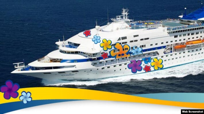Crucero LGTB se prepara con destino a Cuba.