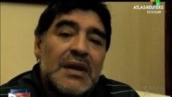 Maradona asegura que Fidel Castro no ha muerto