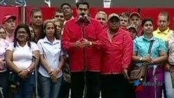 """Vicepresidente de Venezuela ve en protesta """"momento más peligroso de su gobierno"""""""
