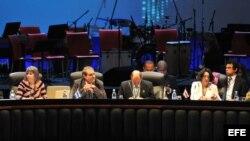 Reuniones de coordinaciones previas a la cumbre de la CELAC