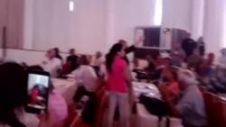 """Foro de la sociedad civil"""