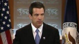 Mark Toner, portavoz Departamento de Estado EE UU.