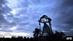 Virgen de Regla o Yemayá en Cuba.