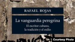 """Portada del libro """"La Vanguardia Peregrina"""""""