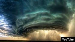 Huracán, el dios de la tormenta