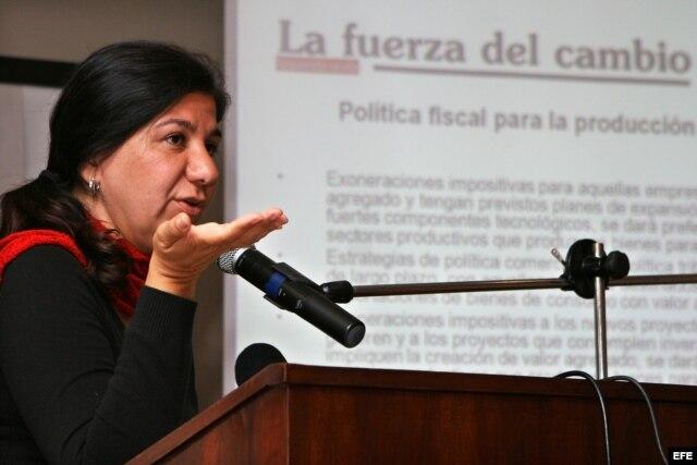 Martha Roldós