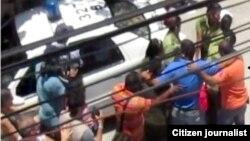 Represión: 'Plato fuerte' del régimen cubano