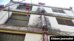 Reporta Cuba albergues Cerro Pelado/ foto/ Yuri Valle