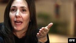 Mariela Castro, hija del presidente Raúl Castro