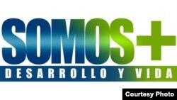 Logo del movimiento cubano opositor Somos+