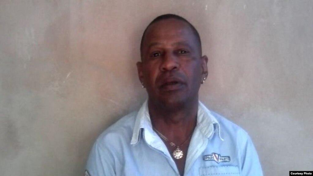 Tomás Núñez Magdariaga, activista de la Unión Patriótica de Cuba (UNPACU).
