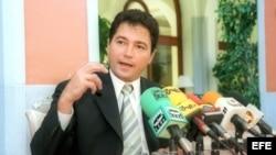 Enrique Salas-Romer. Foto Archivo