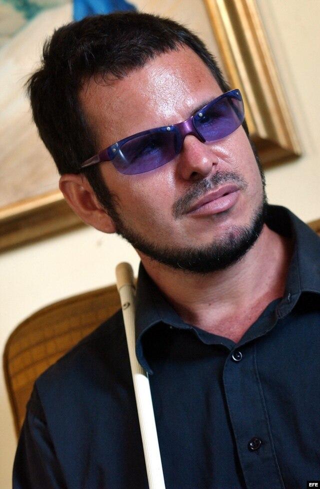 ARCHIVO. El disidente cubano Juan Carlos González Leyva.