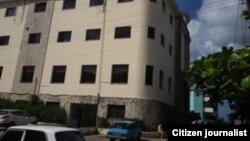 Funeraria Calzada y K en Habana Reporta Cuba Foto Vladimir Turró