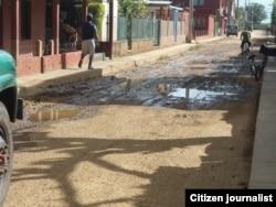 Reporta Cuba Calle 10 de Octubre. Foto: Miladis Carnel.