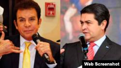 Salvador Nasralla y Juan Orlando González encabezan resultados electorales en Honduras