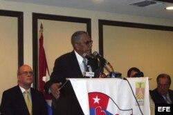 Ex preso político cubano Luis González Infante