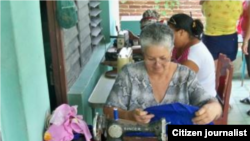 Reporta Cuba. Activistas de FLAMUR.