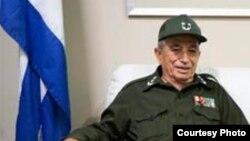 General de división Carlos Fernández Gondín.