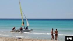 Los canadienses enfermos se hospedaron en el hotel de cuatro estrellas Meliá Las Antillas, en Varadero.