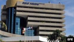 Meliá Habana es uno de los más emblemáticos hoteles de la compañía española en la isla.