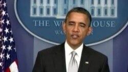 Presidente Obama pide a su gobierno propuestas que reduzcan la violencia armada