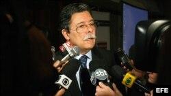 Fotografía de archivo del presidente del canal privado Radio Caracas Televisión (RCTV), Marcel Garnier.