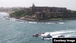 San Juan, Guardia Costera