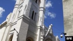 Iglesia ocupada por disidentes en Habana