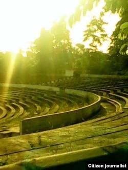 Anfiteatro Artemisa foto Misael Aguilar