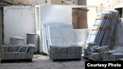 Materiales para damnificados en Camagüey