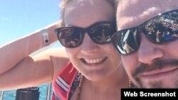 Dan Lukis y su novia tuvieron que pagar 10 veces el costo del equipo roto por temor a no poder salir de Cuba. (Captura de imagen/CBC.ca)