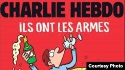Charlie Hebdo portada.