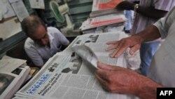 Periódicos de Cuba.