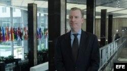 El subsecretario adjunto de Estado de EEUU para Suramérica, Michael Fitzpatrick.