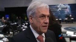 Unos 200 líderes discuten problemas de las Américas en Cumbre de la Concordia