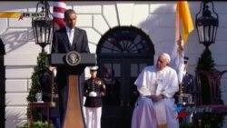 Obama agradece al Papa su mediación por Cuba y EEUU