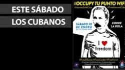 "Campaña global en Cuba ""Por la Libertad"""