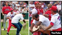 Méndez y Padilla, ahora de visita en Miami, agredieron a Diego Tintorero en los Panamericanos de Winnipeg 99