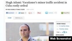 La noticia en el Ottawa Citizen.